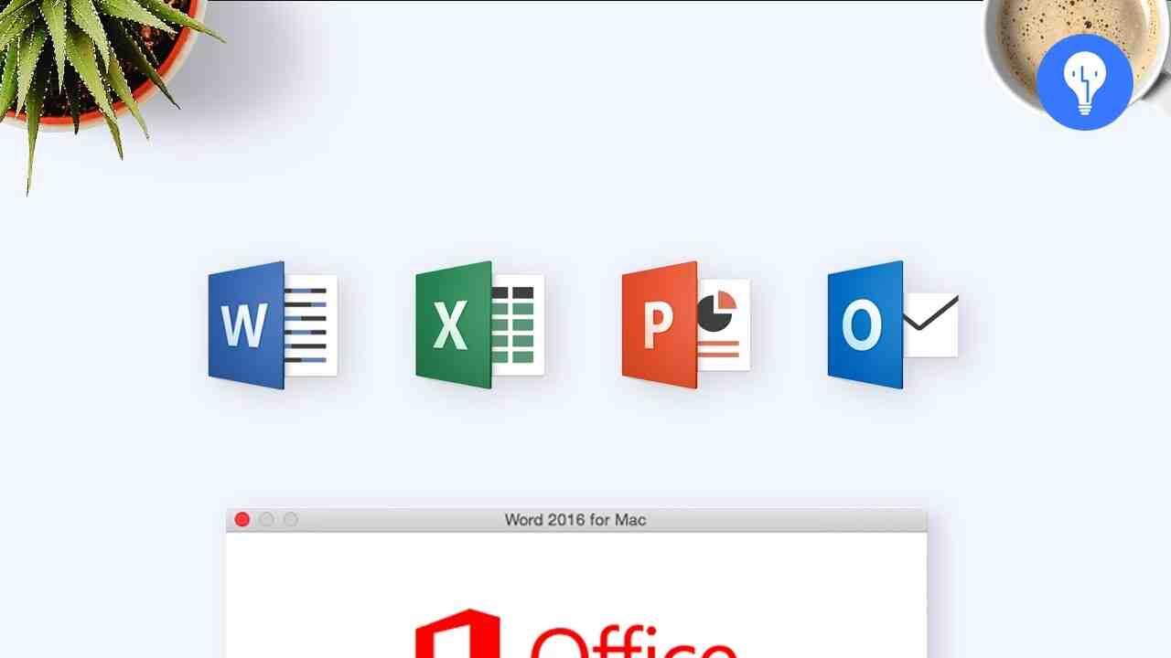 Comment activer Microsoft Office 2016 sur Mac?