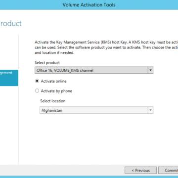 Comment changer la clé d'activation de Microsoft Office 2016 ?