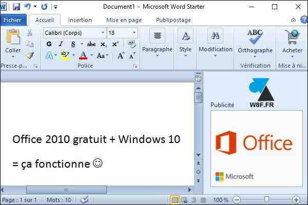 Comment installer Microsoft Office sur PC portable ?