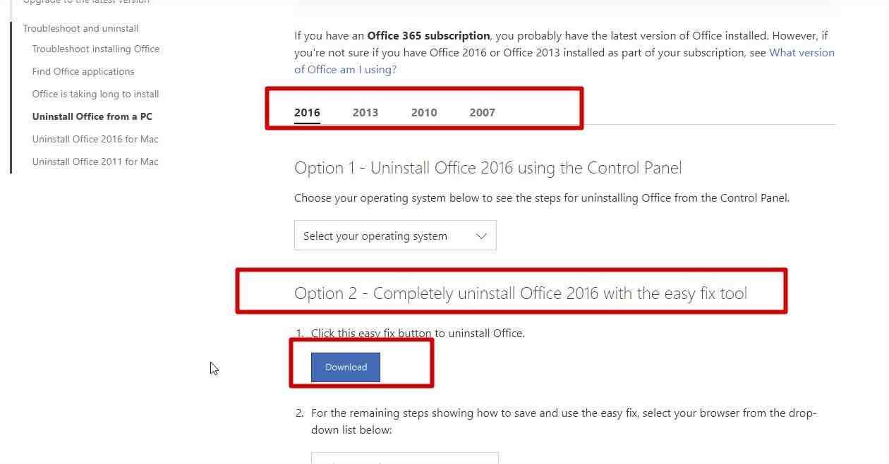 Comment installer Office 2019 sur Mac?