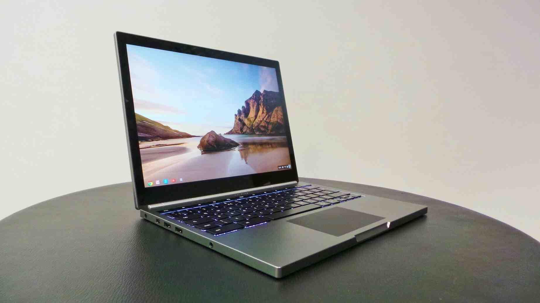 Comment installer un logiciel sur mon Chromebook?