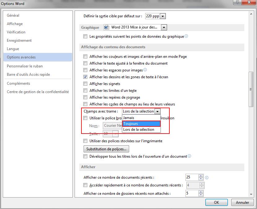Comment mettre à jour Microsoft Word ?