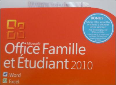 Comment obtenir Office 365?