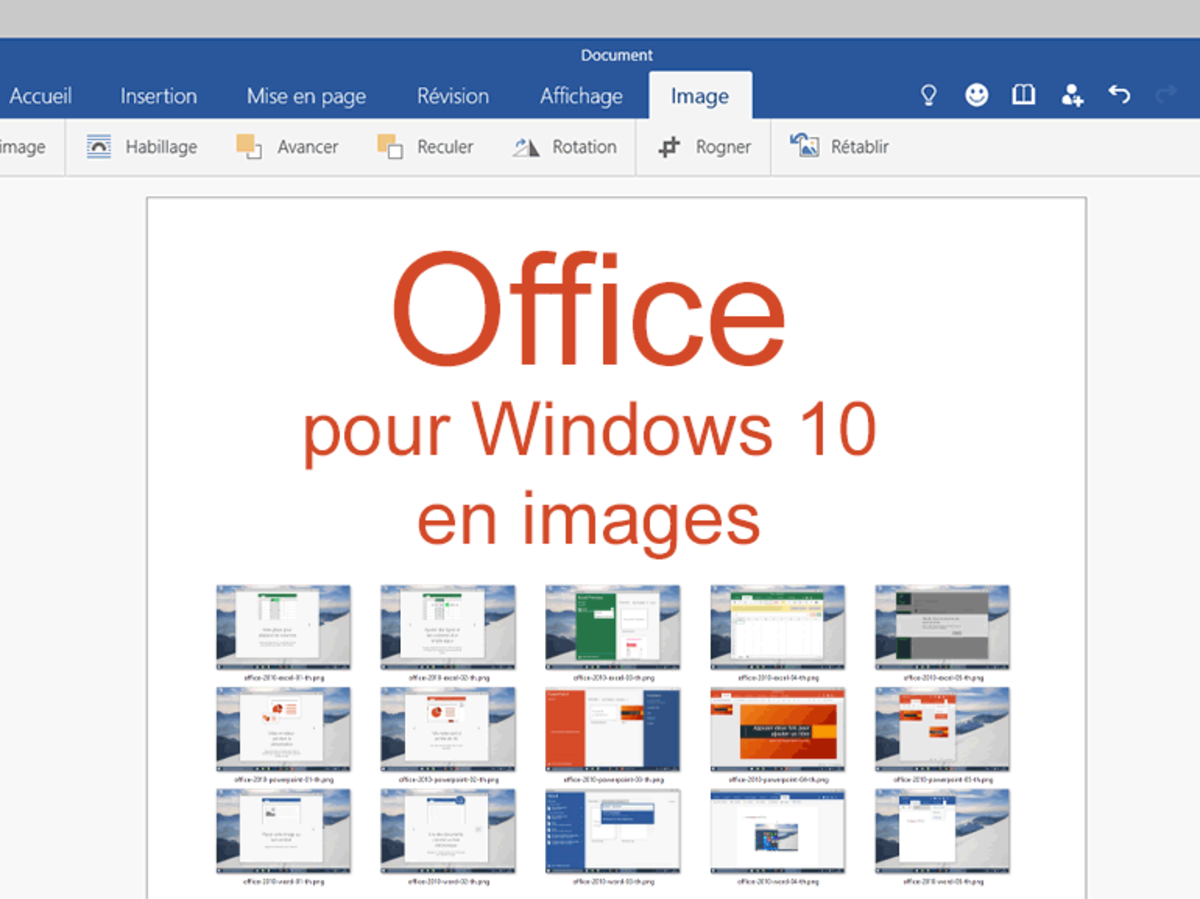 Comment réinstaller Microsoft Office 2010?