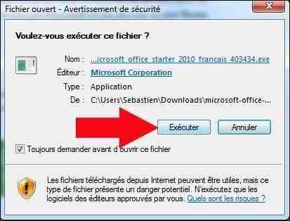 Comment restaurer Microsoft Office 2007?