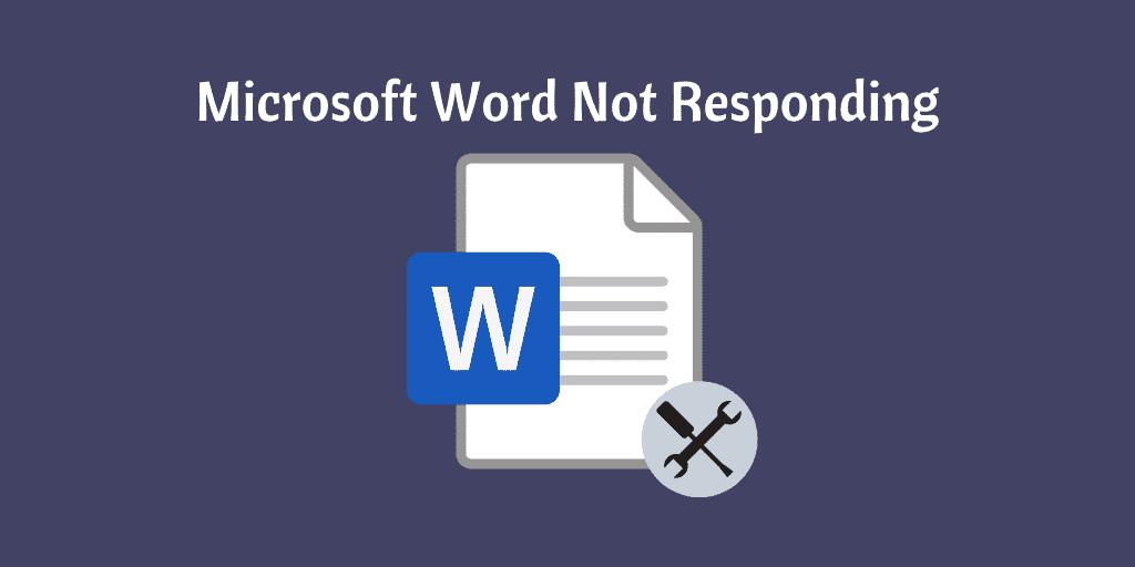 Comment restaurer Microsoft Word?