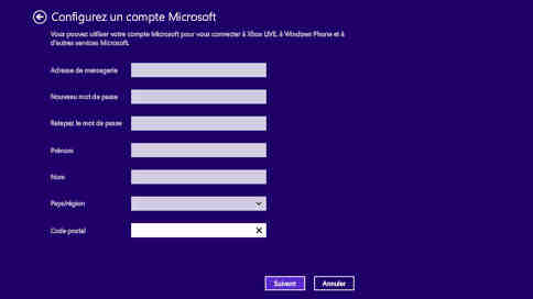 Comment supprimer un compte Microsoft de mon ordinateur?