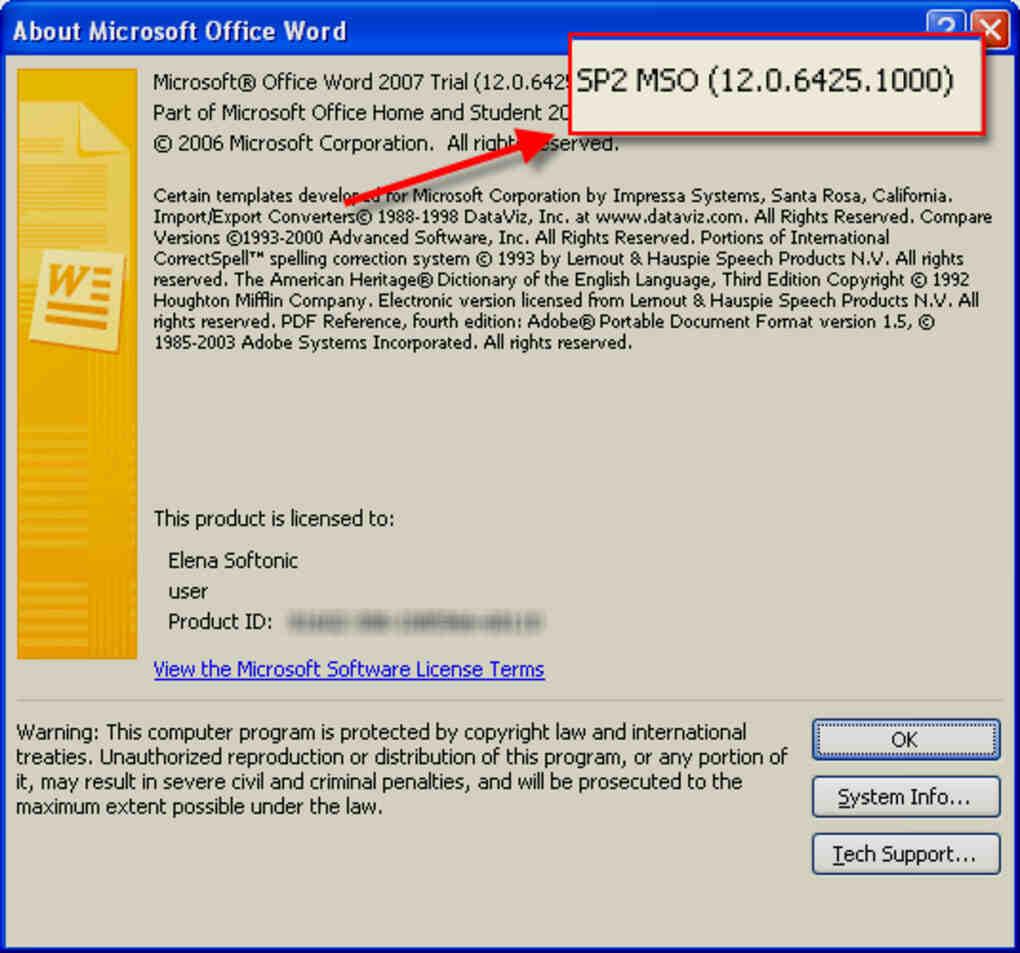 Comment télécharger gratuitement le pack Office 2007?