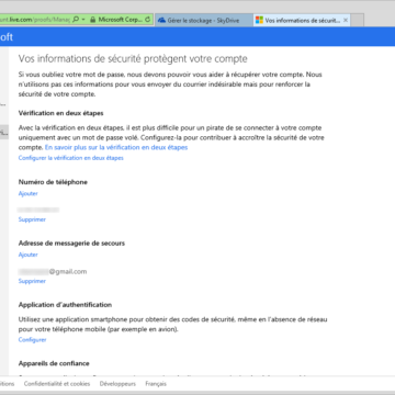 Est-il nécessaire d'avoir un compte Microsoft ?