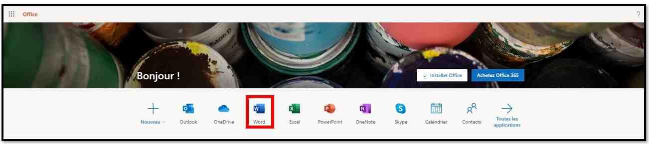 Microsoft Word est-il gratuit?