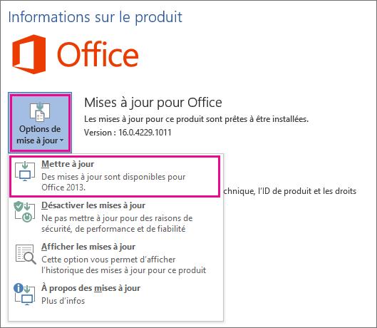 Office 2016 est-il compatible avec Windows 7?