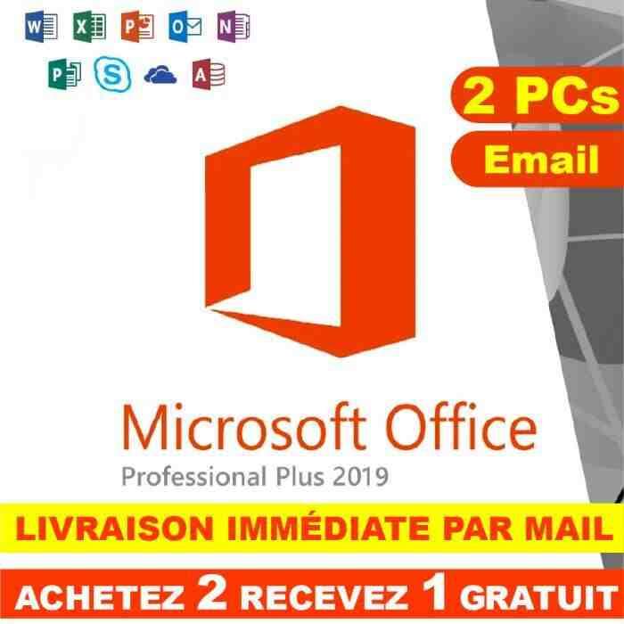 Où se trouve la clé de produit Microsoft Office?
