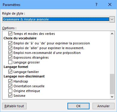 Où se trouve le correcteur orthographique dans Outlook?