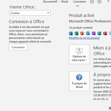 Quelle est la meilleure version d'Office ?