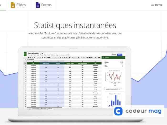 Quels logiciels gratuits Excel devrait-il remplacer?