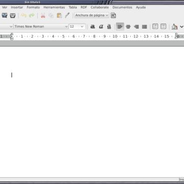 Quels sont les logiciels de traitement de texte ?