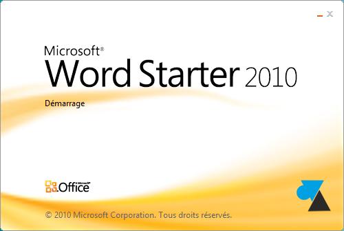 Quels sont les types d'Office qui fonctionnent avec Windows 7?
