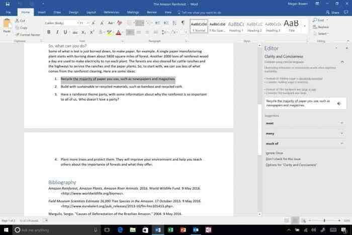 Qu'est-ce qu'un logiciel de traitement de texte?