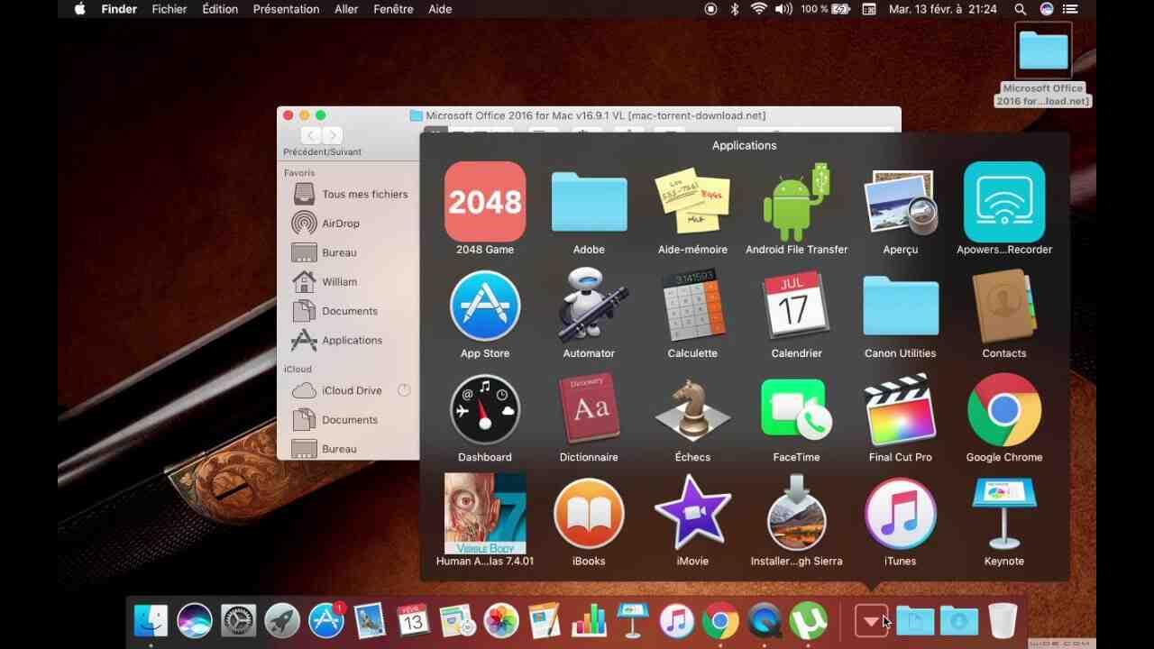 Comment avoir Word sur Mac sans paiement?