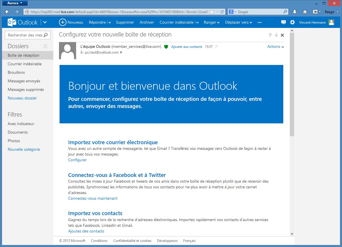 Comment créer un compte Microsoft gratuit?