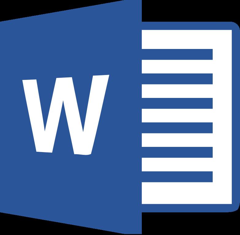 Comment créer un traitement de texte dans Word PDF?