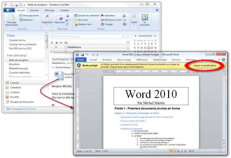 Comment faire du traitement de texte sans Word?