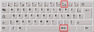 Comment faire pour taper une lettre sur l'ordinateur ?