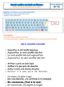 Comment faire un traitement de texte sur Word PDF ?
