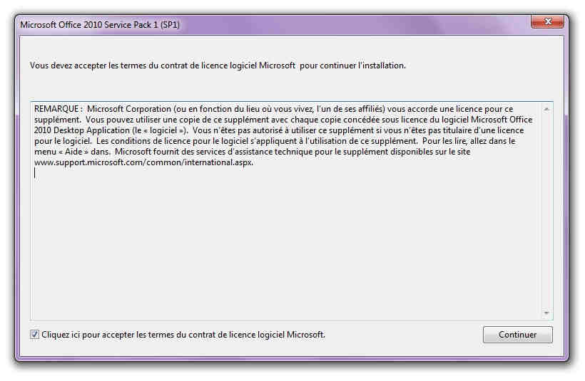 Comment installer Microsoft Office 2010 sans lecteur de CD?