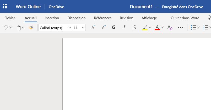 Comment obtenir Word gratuit sur Chromebook?