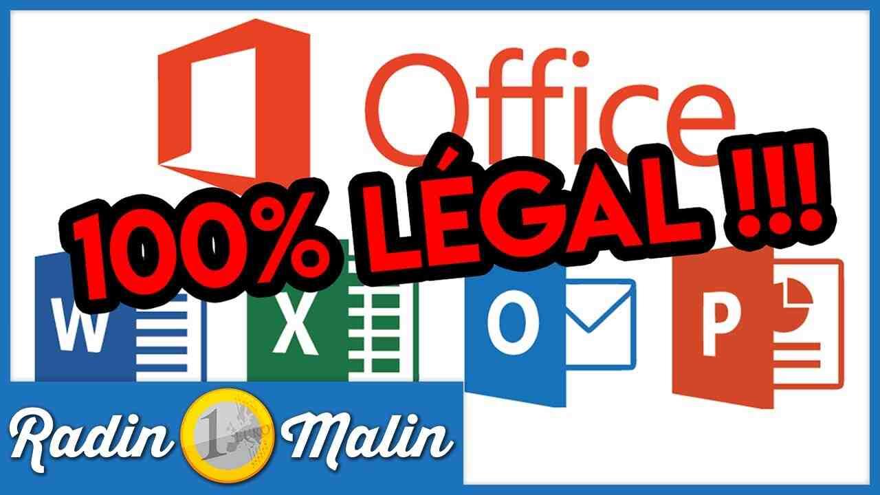 Comment obtenir gratuitement Microsoft Office pour étudiant?