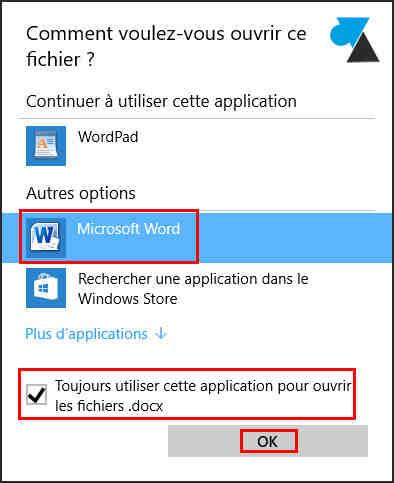 Comment ouvrir un fichier Office ?