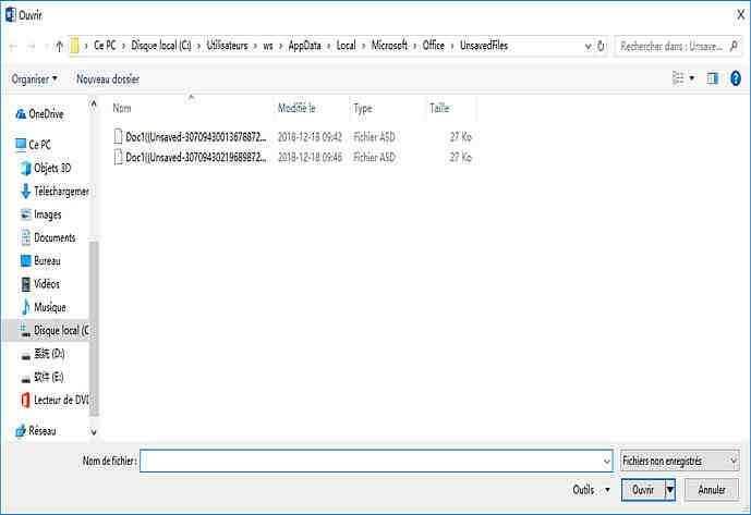 Comment récupérer le contenu d'un fichier Excel?