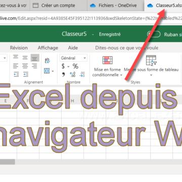 Est-ce que Excel est un logiciel gratuit ?