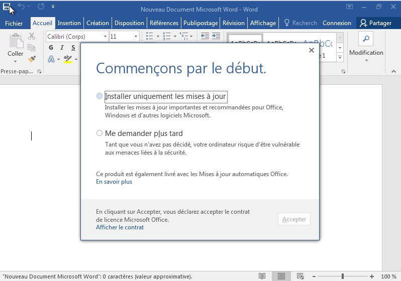 Où se trouve la clé d'activation Microsoft Office ?
