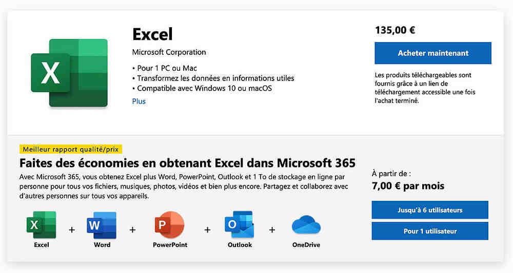 Quel logiciel gratuit pour remplacer Excel?