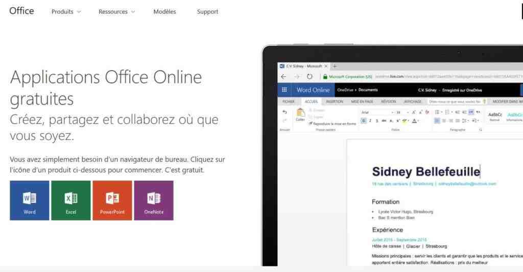 Quel logiciel remplace Microsoft Office?