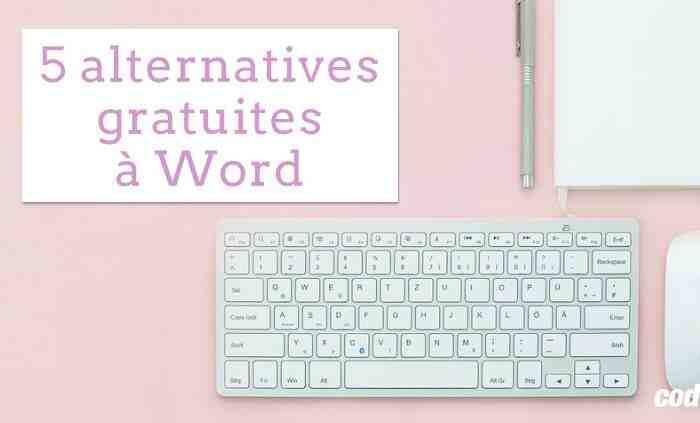 Quelles sont les fonctionnalités de base d'un traitement de texte ?