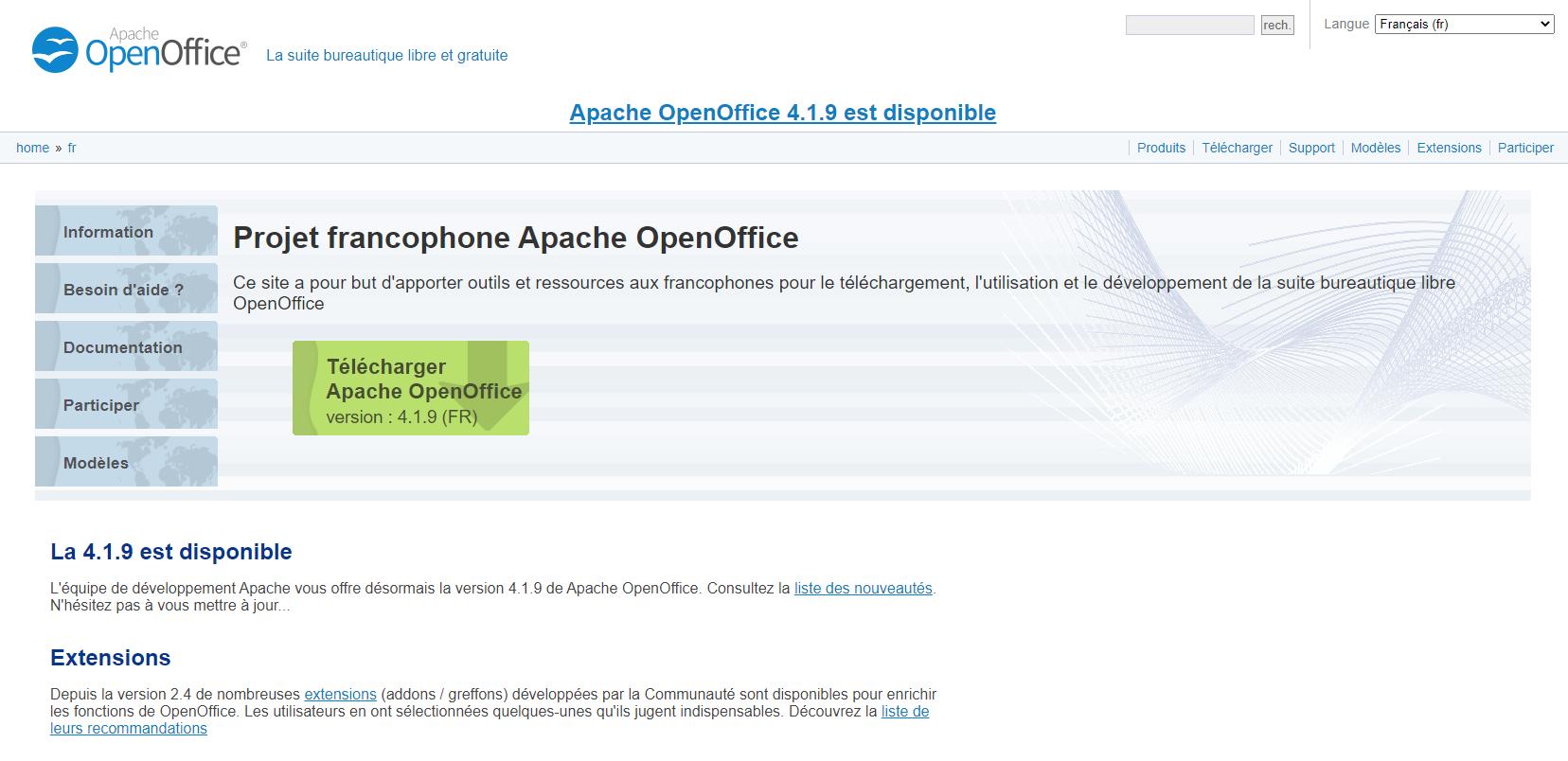 Qu'est-ce que Free Open Office?