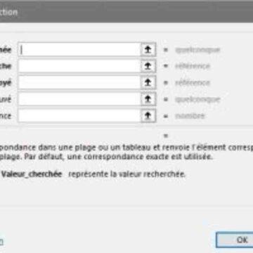 Comment Fait-on une Recherchev sur Excel ?