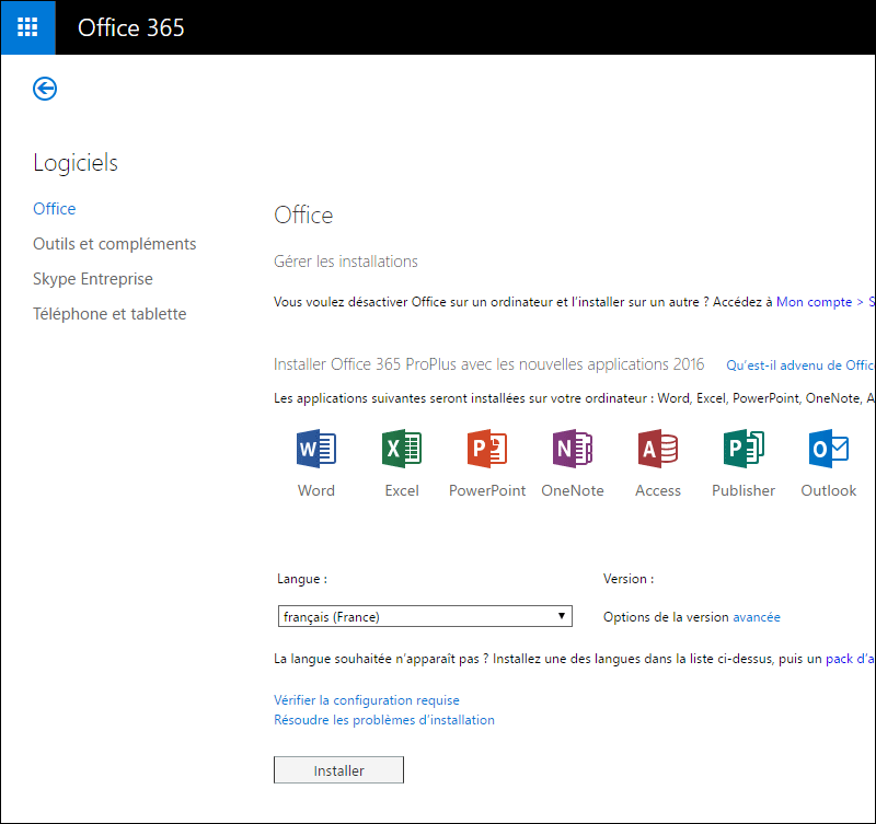 Comment copier un logiciel installé sur un autre PC?