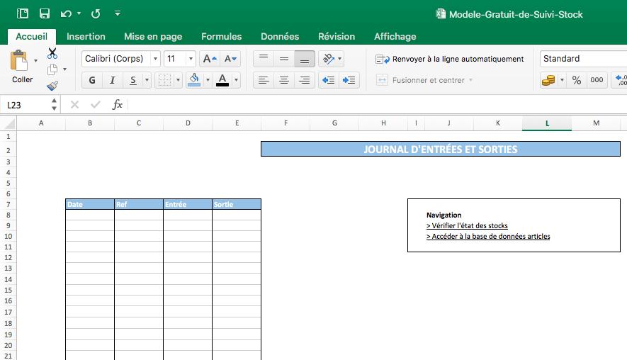 Comment créer un tableau dans Excel PDF?