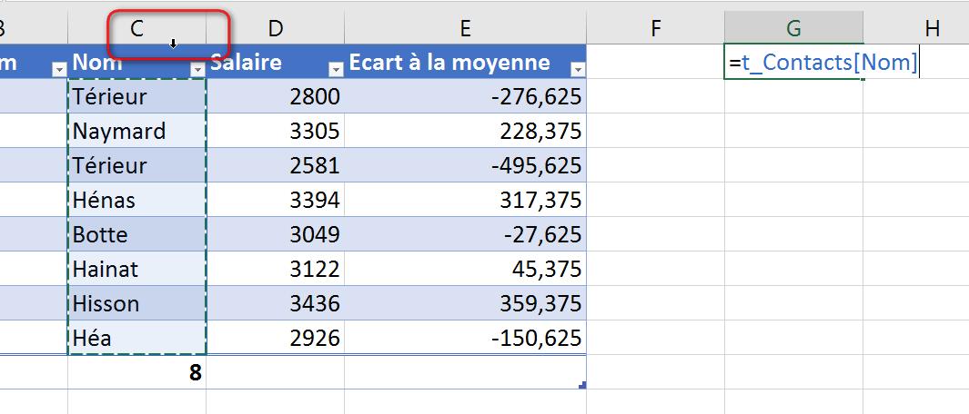 Comment créer une feuille de calcul Excel?