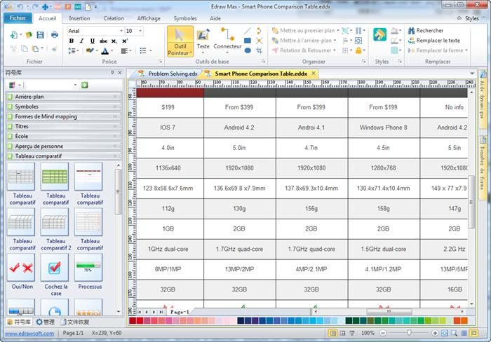 Comment créer une table de compte dans Excel