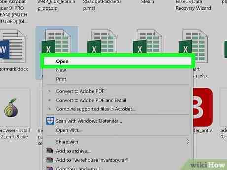 Comment faire un joli tableau sur Excel ?