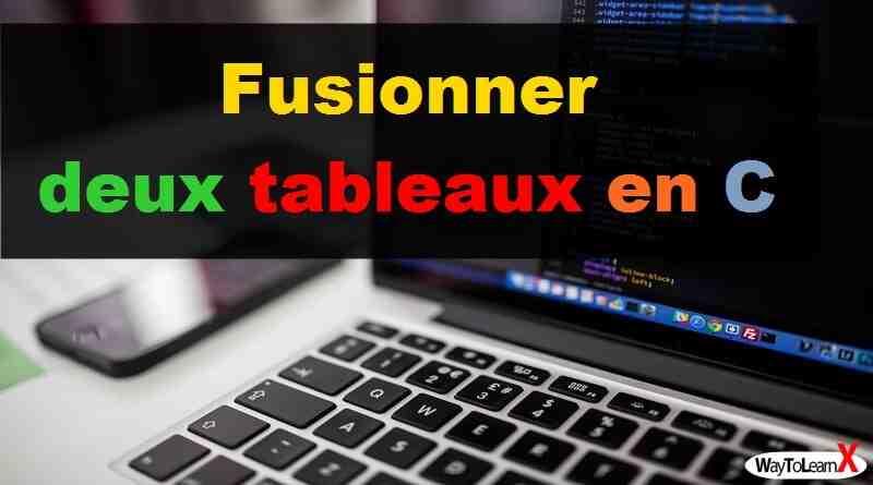 Comment fusionner deux fichiers Excel?