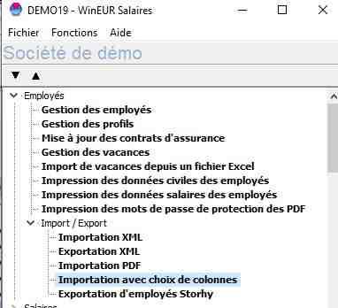 Comment importer un fichier dans Excel?
