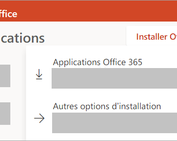 Comment installer Microsoft Office 2010 sans cd ?