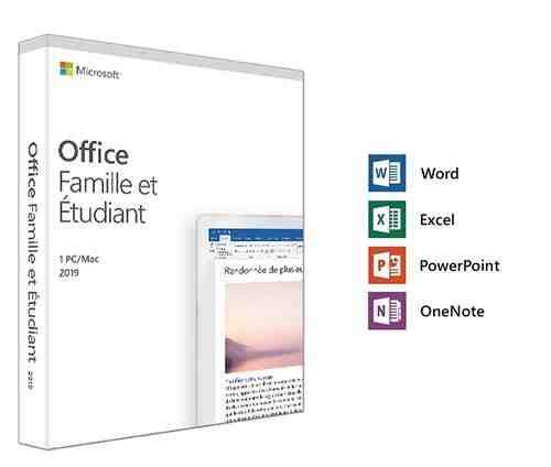 Comment installer Office 365 Student?