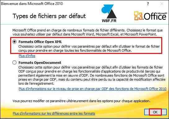 Comment installer gratuitement Microsoft Office Word 2010?
